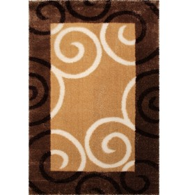3D Shaggy 055 light beige