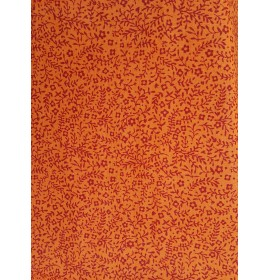 Fleur De Sel/Divers, оранж, цена за 1 погон.метр
