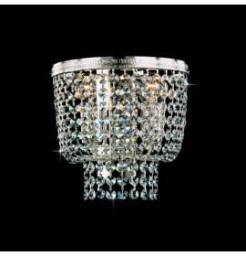 Настенный светильник WB 0757/00/002 nickel